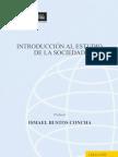 Introducción al Estudio de la Sociedad, Ismael Bustos Concha