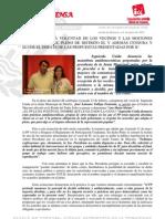 IU Denuncia La Censura y Falta de Talante en La Junta Municipal Del Distrito III