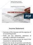 1 - Basic Accounting Concept-Income Statement