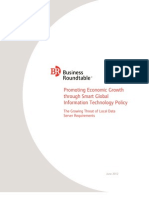 Global IT Policy Report