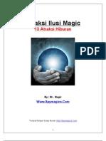 Atraksi Ilusi Magic