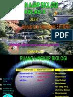 1 Presentasi Ruang Lingkup Biologi1