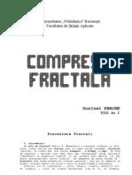 Copy of Compresia Fractala - Dorinel ENACHE -TCSI