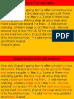 UPSR Sec c Offer Seat in Bus