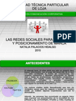 presentacionredessocialesnp-100711212145-phpapp02