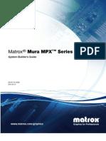 En Matrox Mura System Builder's Guide
