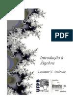 Introd Algebra - Lenimar N Andrade - Fev 2010