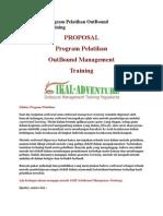 PROPOSAL Program Pelatihan OutBound Management