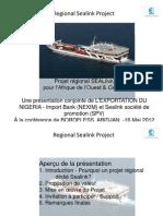 Sealink Presentation - 2012 Borderless Conference Abidjan French