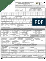 Ficha de Notificación Caracterizacion de la UPGD