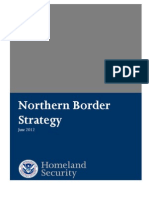 Dhs Northern Border Strategy