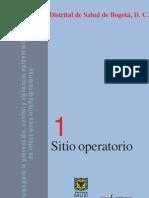 Guia Sitio Operatorio-SDS