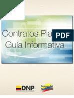 COntratos Plan Guia Informativa