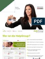 HelpCard-Präsentation 2012