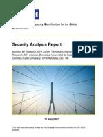 BRIDGE WP04 Security Analysis Report