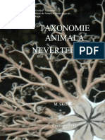 Taxonomie+Animala+Nevertebrate+2011