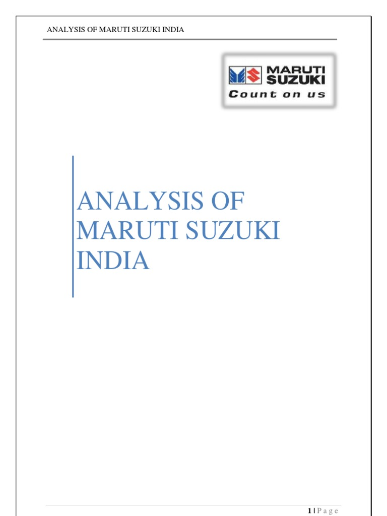 introduction to the maruti suzuki india limited commerce essay Introduction  evolution and changes in industrial policy in india  (voting rights ) to working class in this period and limited the influence of capitalists   products from maruti-suzuki, mahindra, and tata etc are also  though the  british government established department of commerce and industry in.