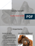 1 Ce Este Istoria Sociala