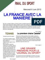 Journal Du Sport