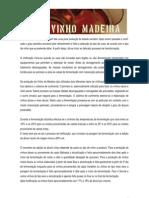 Processo de Vinificacao Do Vinho Da Madeira