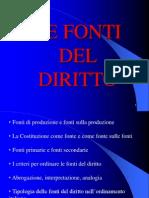 5 Fonti Del Diritto