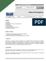 NPT 011-11 - Saidas de Emergencia[1]