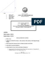 Real Merged City Council Agenda 6-7-2012