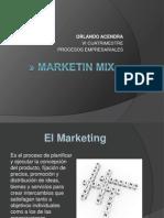 Marketin Mix
