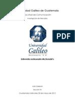 Universidad Galileo de Guatemala