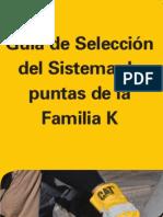 CAT - Seleccion Puntas Sistema k