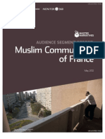 master narratives_muslim communities of france audience segment report_053012