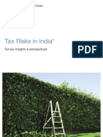 Pwc Tax Risk Survey