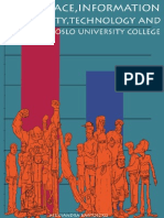 Public Space, Information Accessibility, Technology, and Diversity at Oslo University College