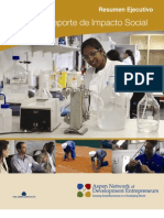 Resumen Ejecutivo del Reporte Anual 2011