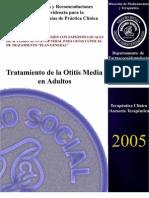 13 Tratamiento de La Otitis Media en Adultos