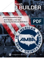 2012 The American Mold Builder Magazine  - Spring
