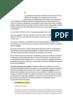 resumen inventarios NIC2