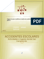 Presentacion Accidentes Escolares