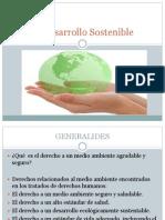 PRESENTACION Desarrollo Sostenible