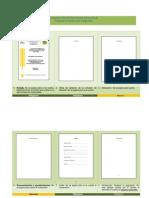 2 Organización del Documento Recepcional