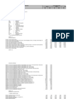 Arancel  FONASA 2012 presupuestos
