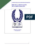 75311451 Paracelso El Libro de La Renovacion y de La Restauracion