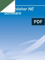 Pt Publisher Ne Manual