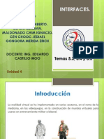 Interfaces Unidad 4