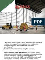 Air Logistics Fial Ppt Mudit