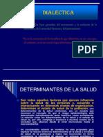 EPIDEMIOLOGIA.- Determinantes de La Salud