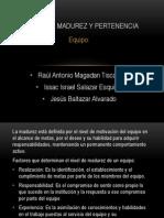 Grado de Madurez y Pertenencia