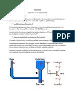 Presentation Des Transistors