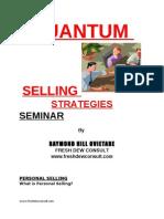 QUANTUM Selling PDF