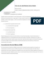 FARMACOCINÉTICA DE LOS ANESTÉSICOS INHALATORIOS